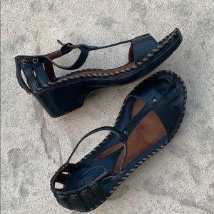 Ariat Shalimar Black Gladiator Sandals Size 9